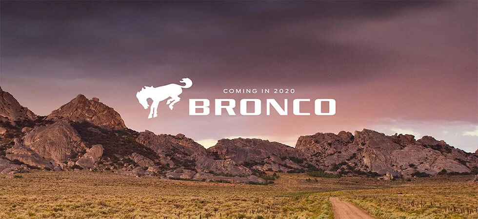 2020 ford Bronco image preview